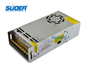 Suoer 2015 New 360W Industrial Switching Power Supply 30A Switch Mode Power Supply (SPD-P360) pictures & photos