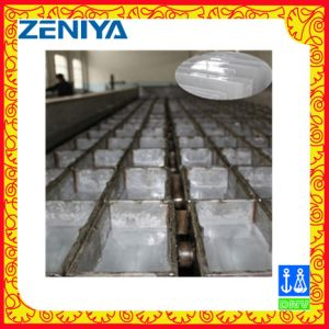 High Efficiency Water Cooled 10t/Day Brine Refrigeration Block Ice Machine pictures & photos