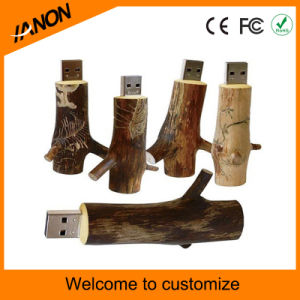 Wooden USB Flash Drive Creative USB Pen Drive pictures & photos