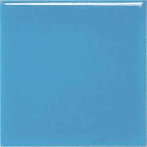 150X150mm Sky Blue Glossy Glazed Ceramic Interior Wall Tile pictures & photos