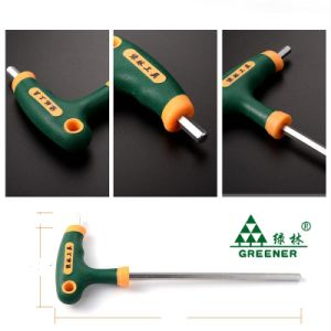 Professional T-Handle Hex Allen Key Wrench pictures & photos