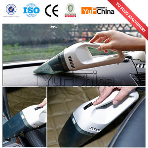 Wet and Dry Battery Operated Car Seat Vacuum Cleaner pictures & photos