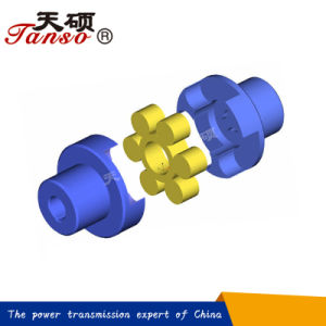 China Gold Suppliers Elastic Spider Coupling Interchange Rotex pictures & photos
