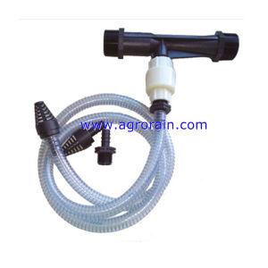 China Manufacturing Irrigation Systems 2 Inch Venturi Fertilizer Injector Mixer Set for Nursery Garden