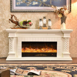 TV Stand Modern Heater Electric Fireplace with Ce Approved (336S) pictures & photos