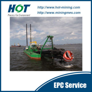 2000 T/H 12 Inch Cutter Suction Dredger pictures & photos