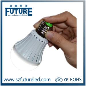 5W/7W/9W/12W E27 B22 LED Intelligent Emergency Bulb Light pictures & photos