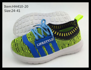 Latest Design Sport Shoes Running Shoes Leisure Shoes (HH410-18) pictures & photos