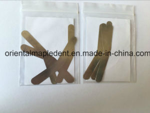Dental Stainless Steel Matrix Band of Dental Material pictures & photos