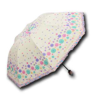 Good Quality 3 Foldable Rain Umbrella pictures & photos