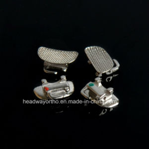 Dental Orthodontic New Patent Light-Force Low Friction Roth Brackets pictures & photos
