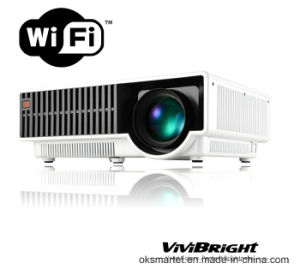 W310 LED Full HD Projector 2800 Lumens Real Home Theater Projector Meeting LED Projector