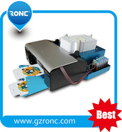 High Speed Rpm-50 CISS Ink System CD DVD Inkject Printer pictures & photos
