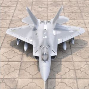 2016 New Product 12CH 2.4G Color Smoking F22 RC Airplane pictures & photos