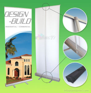 Wholesale Cheap Factory Price Aluminum Alloy Pull-up Banner Display Stand pictures & photos