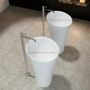 Cheap Acrylic Resin Freestanding Basin (PB2198)