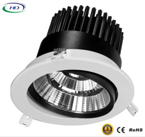 30W/40W COB-B Series Adjustable LED Downlight pictures & photos