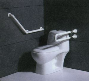 Toilet and Bathroom 135 Degree Shower Supporting Grab Bars for Disabled pictures & photos