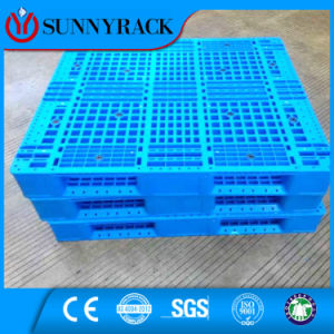 Mesh Surface Anti-Slip HDPE Plastic Pallet pictures & photos
