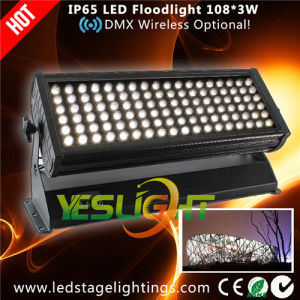 White Color LED Wall Light 108PCS*3W White/Warm White LEDs Outdoor Waterproof pictures & photos