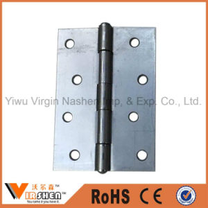 Heavy Duty Folding Hinge Ball Bearing Steel Door Hinge pictures & photos