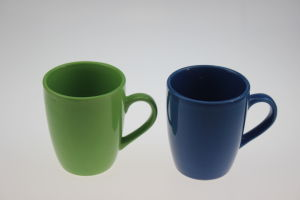 12oz Color Glaze Ceramic Mug pictures & photos
