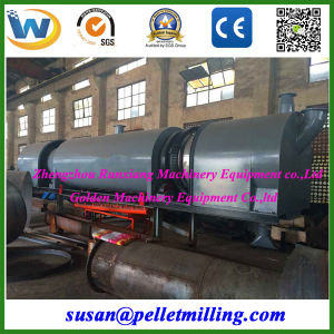 Wood Charcoal Sawdust Rice Husk Continuous Carbonization Furnace, Carbonization Stove pictures & photos