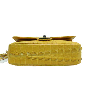 2017 Women Genuine Leather Shoulder Bags Crocodile Fashion Evening Bag pictures & photos