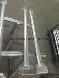 Hot DIP Galvanized Cuplock Scaffolding Inside/Intermediate Transom pictures & photos