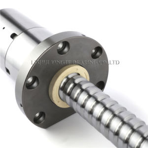 High Quality Ground Ball Screw with Best Quality and Hot Sale for CNC Machine From Zhejiang Factory pictures & photos