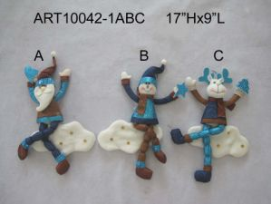 """Fling to The Sky""Christmas Deocration Gift Craft-3asst pictures & photos"