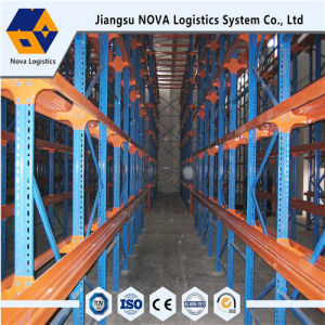 Drive-Through Pallet Rack with 10 Years Warranty Time pictures & photos