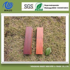 Wood Grain Effect Heat Transfer Aluminium Spray Paint Manufacturer pictures & photos