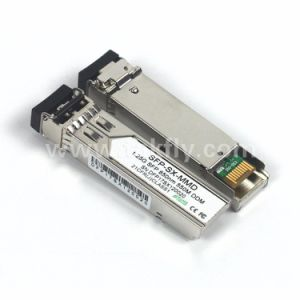 155m 1.25g 10g/40g/100g Fiber Optic Module SFP pictures & photos