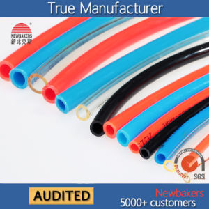 High Pressure Straight PU Pneumatic Air Hose 12*8 pictures & photos