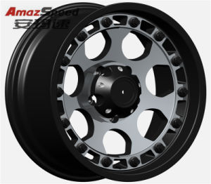 18 Inch SUV Alloy Wheel with PCD 5/6X114.3-139.7 pictures & photos