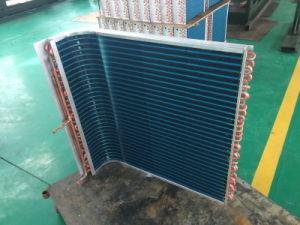 Copper Tube Aluminum Fin Condenser for Air Conditioner pictures & photos