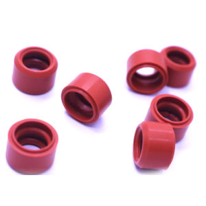 Colored Rubber Parts, Rubber Parts with FDA Certificated, Molded Rubber Parts pictures & photos