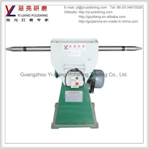 Metal and Alloy Hardwares Surface Bench Grinder Polisher pictures & photos