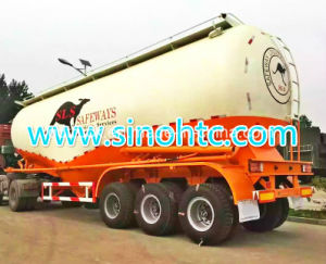 Brand New Chinese Cement Tanker Semi Trailer pictures & photos