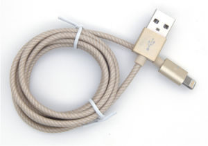 Belkin Braided USB Data Cable 1.2m for iPhone 5/6/7 Plus pictures & photos