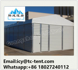 China Best Supplier of Temporary Warehouse Tent with Steel Walls or PVC Walls or ABS Wall pictures & photos