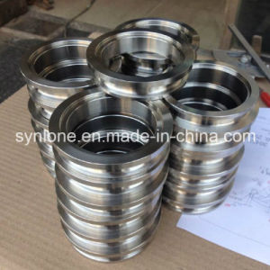 OEM CNC Machining Metal Fabrication Forged Flange pictures & photos