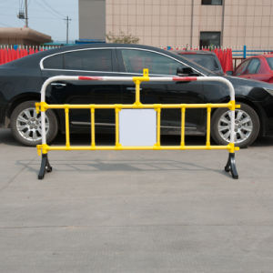 Durable Retractable Mobile Safety Barrier pictures & photos