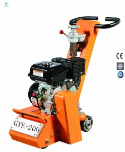 Concrete Scarifying Machine Gye-250 with Easy Control Engine Stop Switch pictures & photos