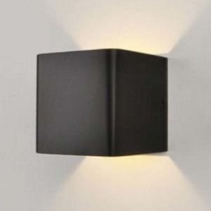 Modern up & Down Bedroom 3W Square LED Wall Sconce Lights Lamps Lighting in Black / White for Corridor/Stairway pictures & photos
