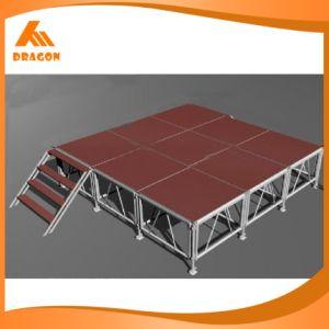 Manufacturer Cheap Portable Stage Platform Aluminum Stage for Sale pictures & photos