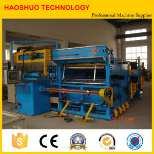 Brj-800 LV Foil Winding Machine, Equipment for Transformer pictures & photos