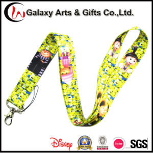 Custom Pokemon Promotion Personalized Sublimation Printed Polyester Minions Lanyard pictures & photos