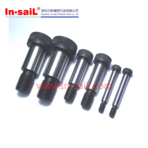 High-Strength Steel Hexagon Socket Head Shoulder Screws ISO7379 pictures & photos